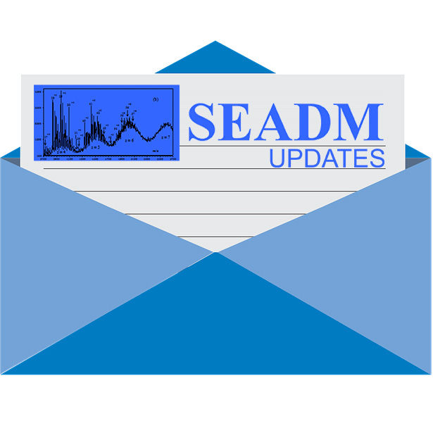 seadm's newsletter envelope