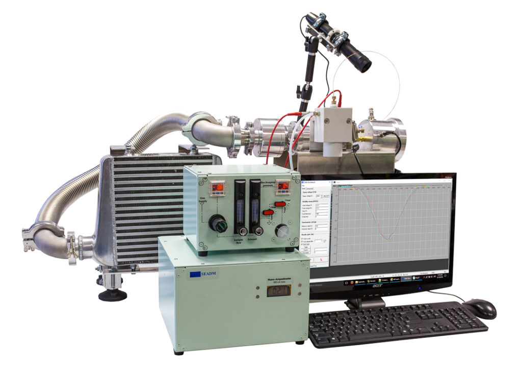 Differential Mobility Analyzer image